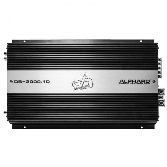 Avtoojačevalec Alphard Deaf Bonce DB-2000.1D